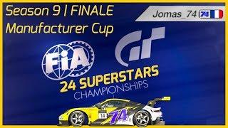 GT Sport | FASTEST DRIVERS 24 Superstars FIA Manufacturer Cup | Vroom vroom