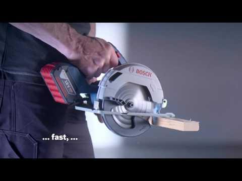 Bosch 18v Li-ion combopack houtbewerking