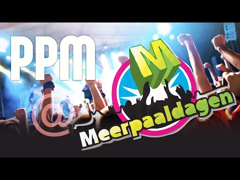 PPM tijdens de Meerpaaldagen 2015...