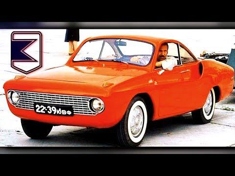 Автомобили ЗАЗ 965 Запорожец которых вы никогда не видели | авто_ссср #87