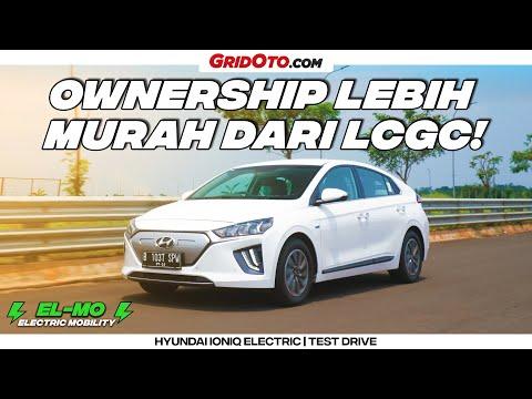 Tes Hyundai Ioniq Electric, Biaya Sehari-harinya Murah Banget!  | Test Drive | GridOto