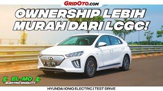 Tes Hyundai Ioniq Electric, Biaya Sehari-harinya Murah Banget!