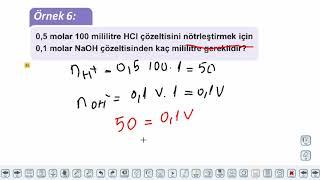 Eğitim Vadisi AYT Kimya 9.Föy Asit-Baz Dengesi 2 Konu Anlatım Videoları