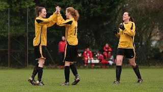 preview picture of video 'St Pauls FC Ladies V St Peter FC Ladies 4th January 2015'