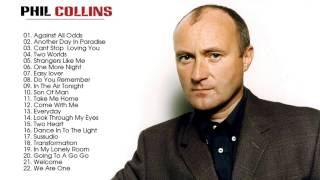 The Very Best Of Phil Collins Playlist New   Phil Collins All Songs 2017 [Cover In Love]