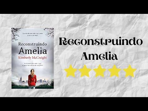 Resenha #41 - Reconstruindo Amelia de Kimberly McCreight