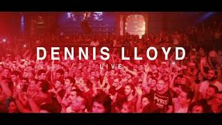 Dennis Lloyd   Playa (Say That) [LIVE]