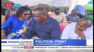 Do you think constitutional referendum is a priority for Kenya at the moment?   POLITICAL POINT
