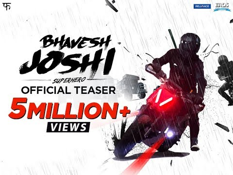 Bhavesh Joshi  - Movie Trailer Image
