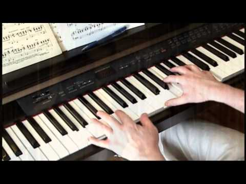 Come Touch the Sun - Butch Cassidy - Piano
