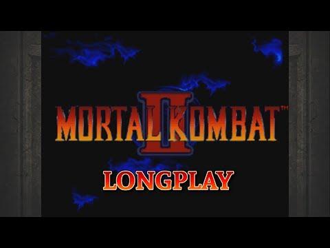 Mortal Kombat 2 Longplay