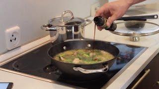 Очень вкусный и простой рецепт китайского супа в ВОК