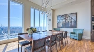 preview picture of video 'Stunning Penthouse Suite in Toronto, Canada'