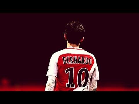 Bernardo Silva ● Monaco ● All 28 Goals