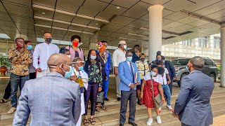 😮 Rwanda welcomes the African Diaspora home 😊