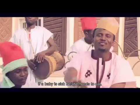 Abawa Yaro Abinci official video By Nazir M Ahmad(Sarkin Waka)
