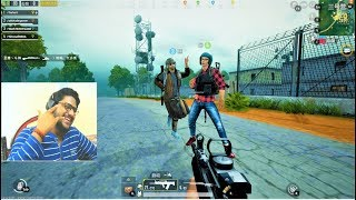 😂😂FUNNIEST FIGHT IN PUBG MOBILE CUSTOM GAMES🤣 (singing and fighting)