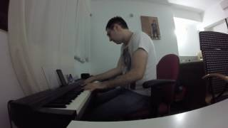 Death Cab for Cutie - Someday You Will Be Loved - Piano Version
