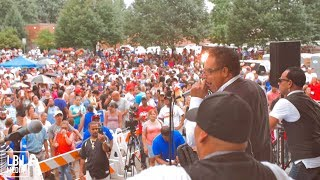Richie Cepeda En Vivo Dominican Festival Hosted By Latina FM 92.1 - Allentown, PA