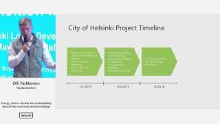 Nuuka Helsinki City Project