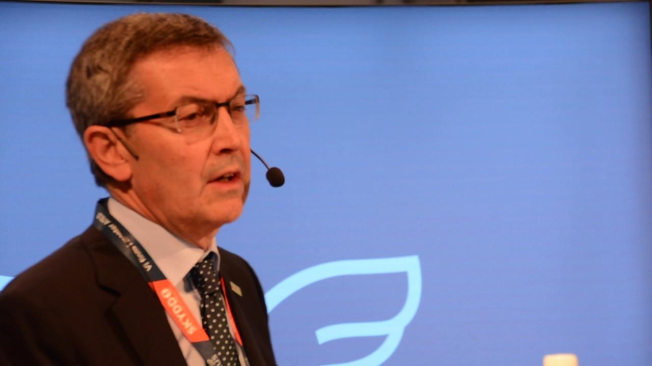 """Euralarms president: """"Cyberattacker är en stor utmaning för smarta städer"""""""