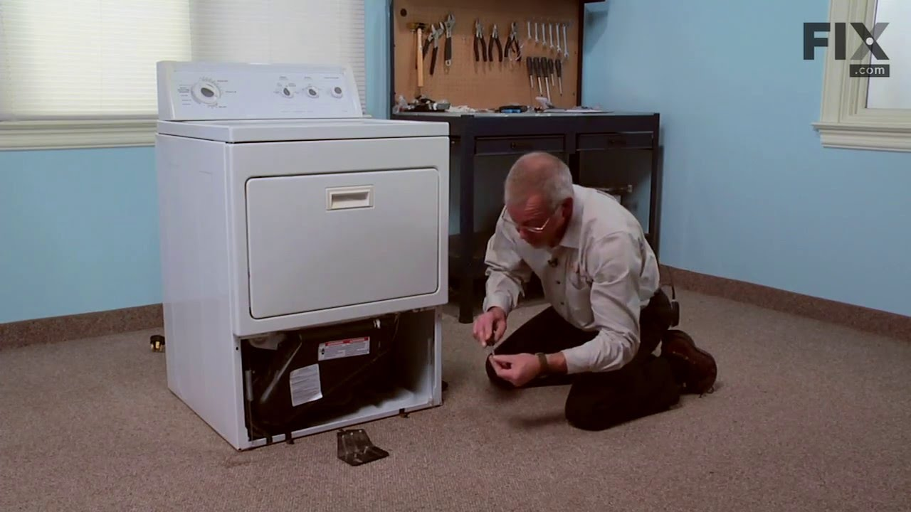 Replacing your Kenmore Dryer Thermal Cut-Off Kit
