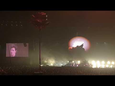 Shawn Mendes (션 멘데스) - Fallin' All In You LIVE @ KSPO DOME 션 멘데스 내한 공연 - THE TOUR ASIA