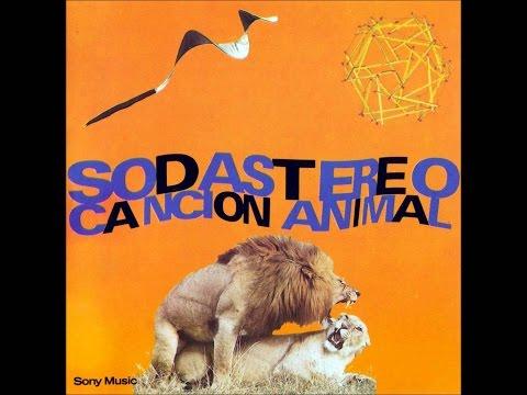 Soda stereo - Cancion animal FULL ALBUM HQ