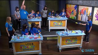 """04 - """"We Are New Creations In Christ"""" - 3ABN Kids Camp Creation Crafts"""