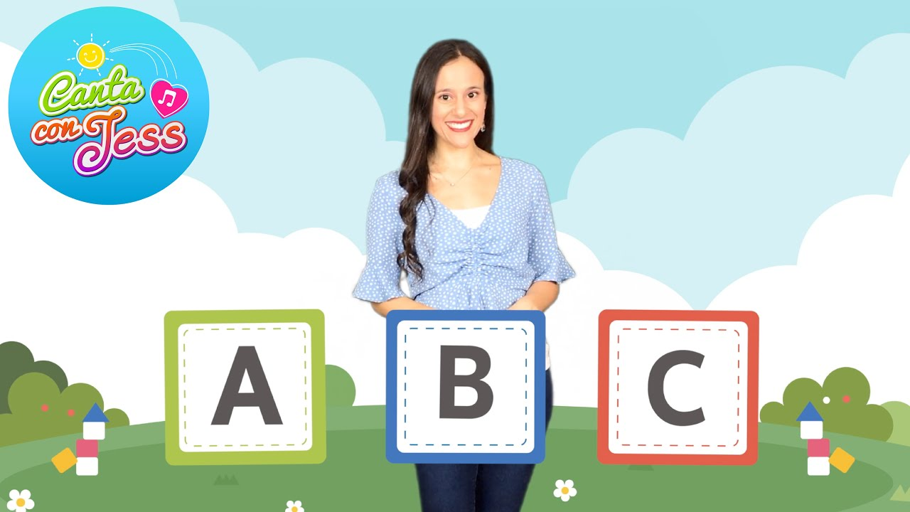 Spanish Alphabet Song | Spanish Songs for Kids by a Native Speaker!
