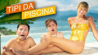 TIPI DA PISCINA - PARODIA - iPantellas