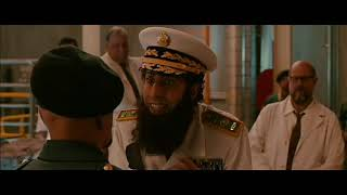 The Dictator   Admiral General Aladeen ~ Introduction