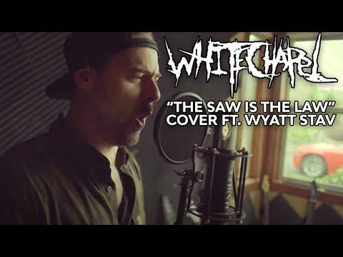 "Whitechapel - ""The Saw Is The Law"" (Jared Dines + Wyatt Stav Cover)"