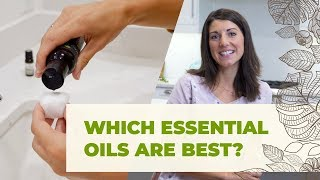 Which Essential Oils Are Best For What? Our Top 5 Uses