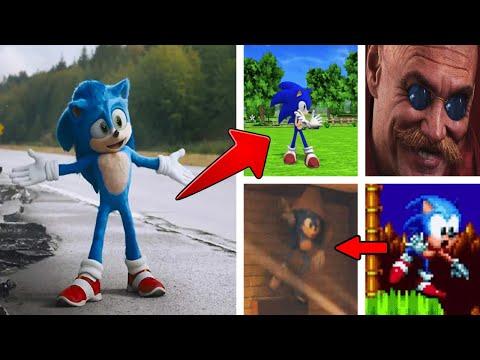 20 Referencias Ocultas En Sonic La Pelicula Que Debes Saber