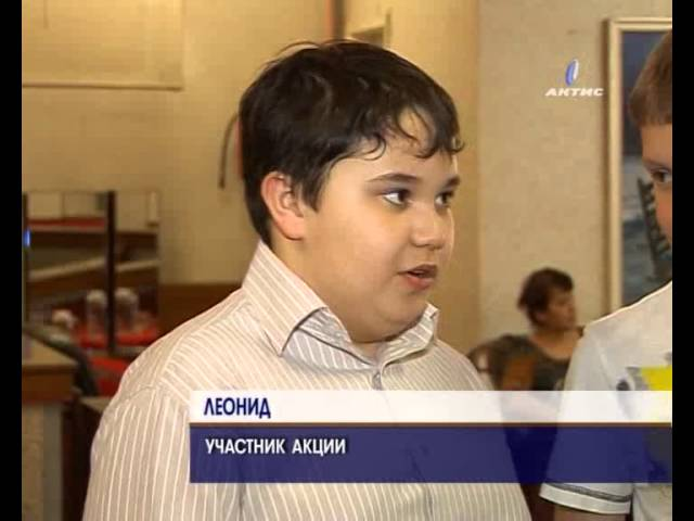 Ангарск подхватил акцию «Георгиевская лента»