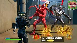 NEW Fortnite Boss Carnage & Venom Update