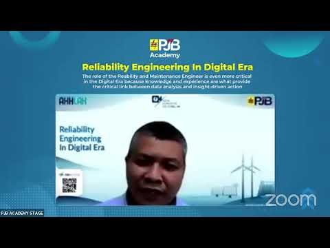 "Webinar Horizon Talk #4  ""Webinar Reliability Engineering in Digital Era"""