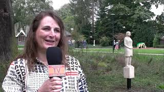 Park Vredeoord in Dongen officieel geopend