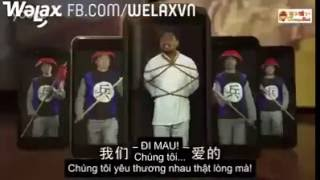 Quảng cáo điện thoại Trung Quốc hài hước không nhịn được cười
