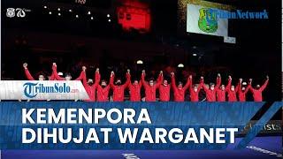 Kemenangan Indonesia di Piala Thomas Tanpa Bendera Merah Putih, Kemenpora Dihujat Warganet