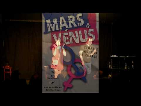 Mars & venus, temp�te au sein du couple