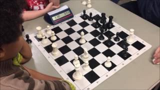 Blitz Wars - GM Trash Talker Great Carlini vs. Genius Kid