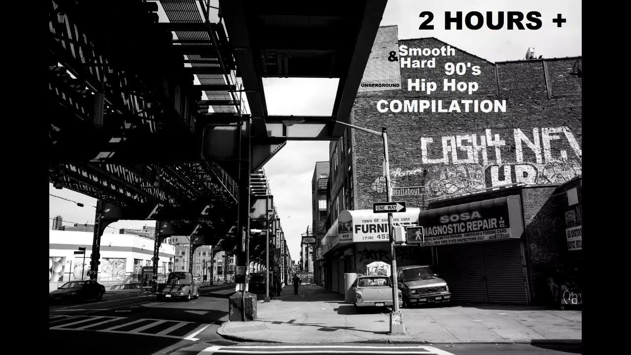 Hip-hop underground compilation