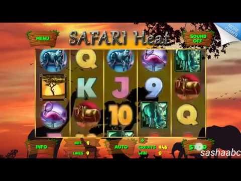 safari heat slot обзор игры андроид game rewiew android