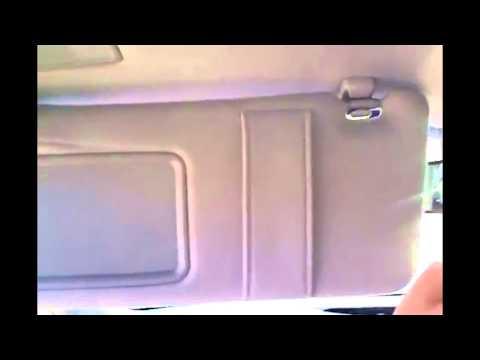 2007-2011 Toyota Camry Visor Warranty Extension ZTT