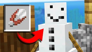 50 Updates you've (probably) NEVER Used in Minecraft