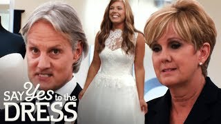Opinionated Groom Has Long List Of What The Bride Shouldnt Wear | Say Yes To The Dress Atlanta