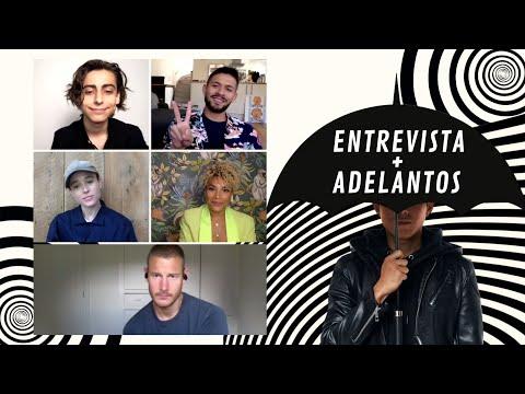 UMBRELLA ACADEMY 2 – ENTREVISTA CON EL CAST + ADELANTOS