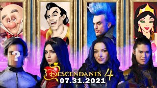 Descendant's Parents To Be Revealed in D4